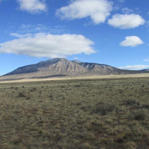Lot 5 Basin Road, Carrizozo NM 88310 - Photo 1