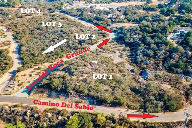 0 Avenida Roca Grande Lot 2, Ramona CA 92065 - Photo 2