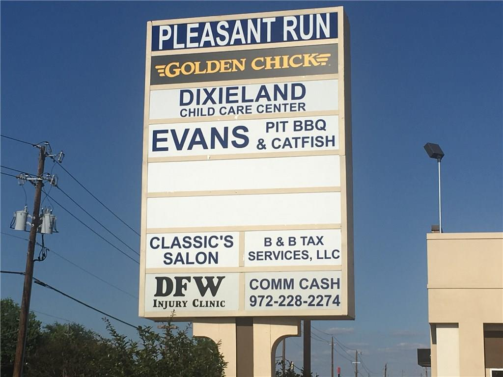 1100 E Pleasant Run Road, Desoto TX 75115 - Photo 2