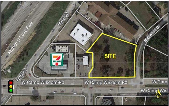 2800 W Camp Wisdom Road, Dallas TX 75237 - Photo 1