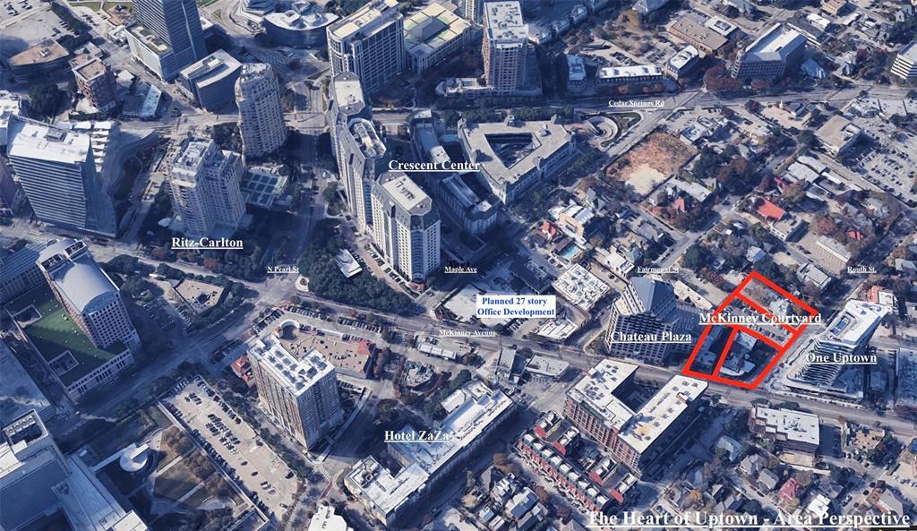 2523 Mckinney Avenue, Dallas TX 75201 - Photo 1