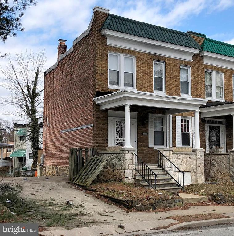 4114 W Forest Park Avenue, Baltimore MD 21207