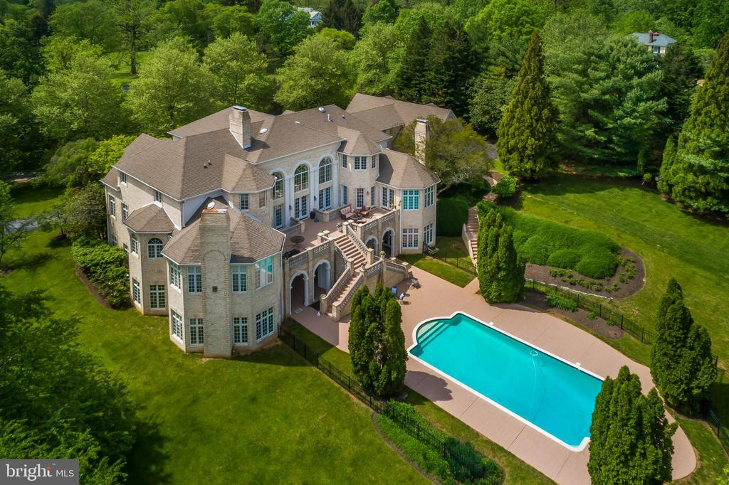 Expensive GREENSPRING VALLEY Real Estate