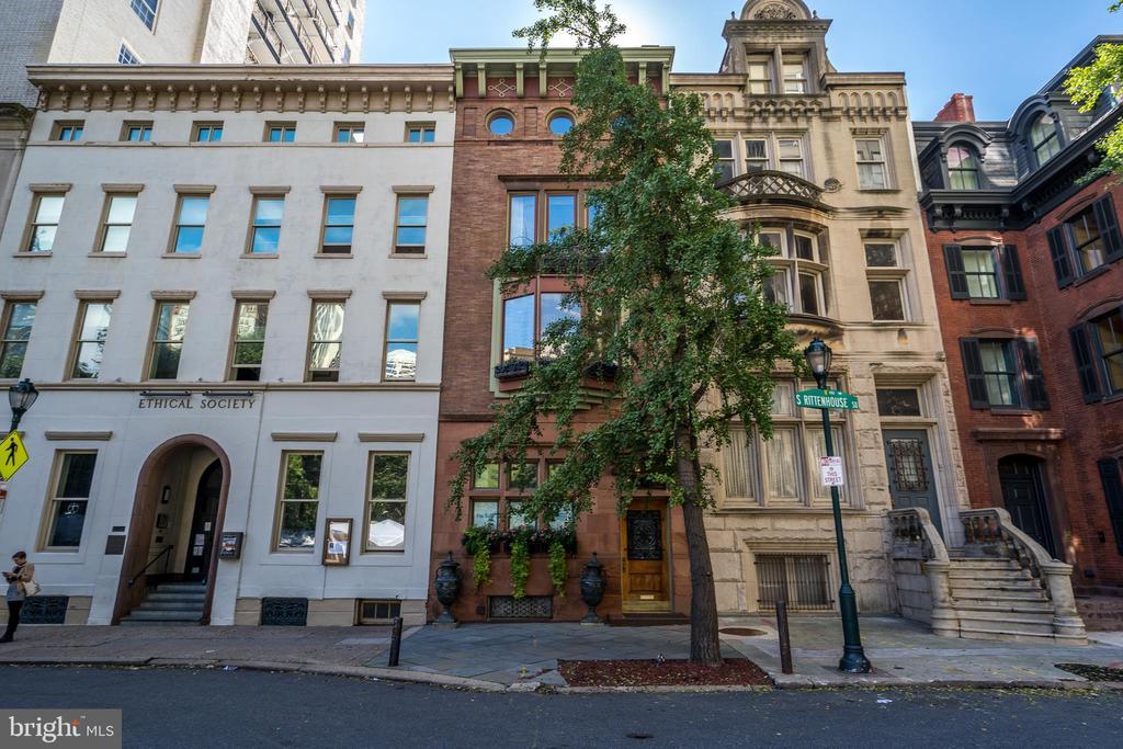 Popular Rittenhouse Square Real Estate