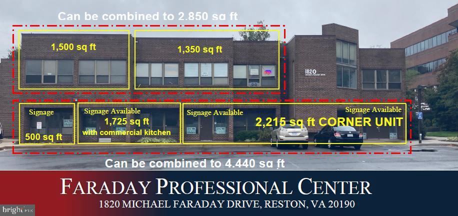 1820 Michael Faraday Drive # 1st Floor, Reston VA 20190 - Photo 1