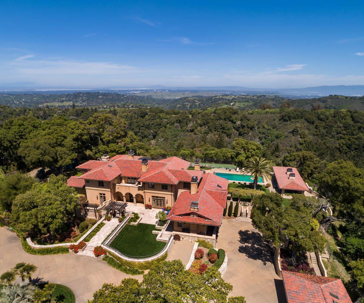Popular Central Portola Valley Real Estate