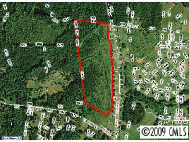 Lot Black Rock School Road # -1, Cherryville NC 28021 - Photo 1