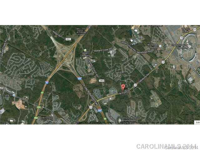 11829 N Tryon Street, Charlotte NC 28262 - Photo 1