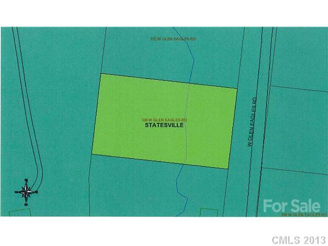 336 W Glen Eagles Road # -lot #13, Statesville NC 28677