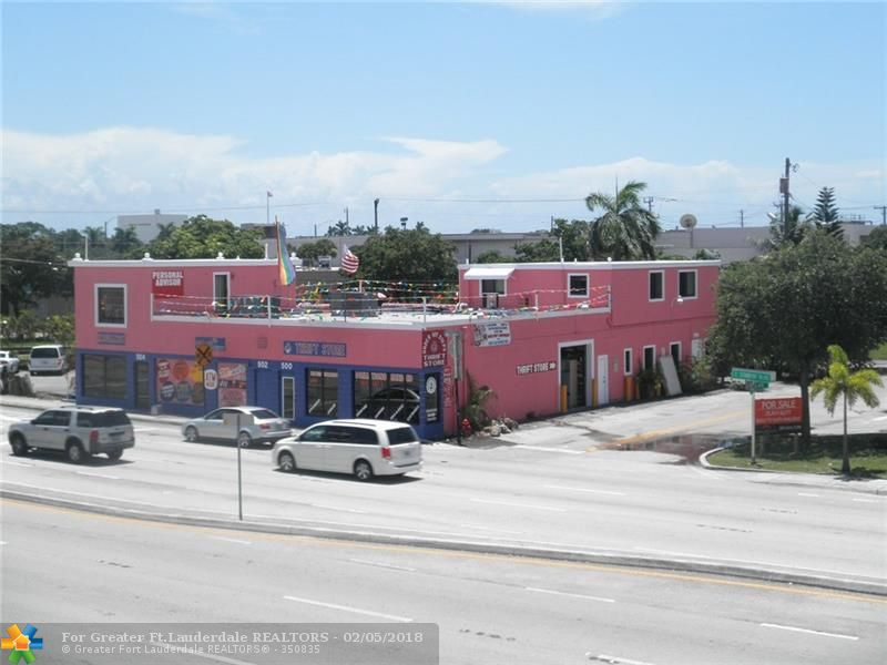 500 E Sunrise Blvd, Fort Lauderdale FL 33304 - Photo 2