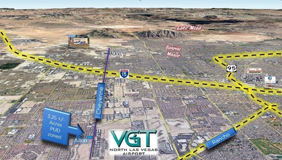 W Cheyenne Avenue, Las Vegas NV 89032 - Photo 1