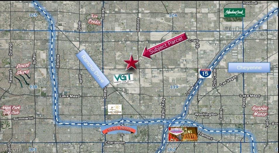 W Cheyenne Avenue, Las Vegas NV 89032 - Photo 2