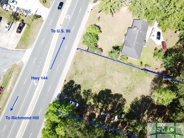 8805 Ford / Highway 144 Avenue # Hwy 144 @ I-95, Richmond Hill GA 31324 - Photo 2