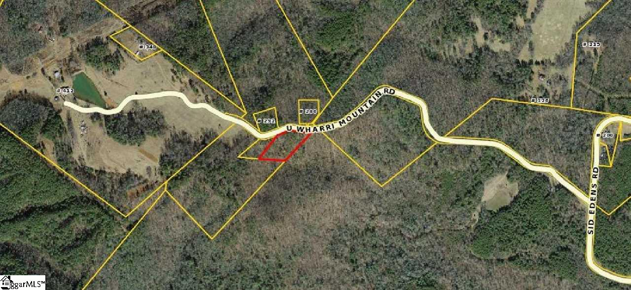 0 U Wharri Mountain Road, Pickens SC 29640 - Photo 1