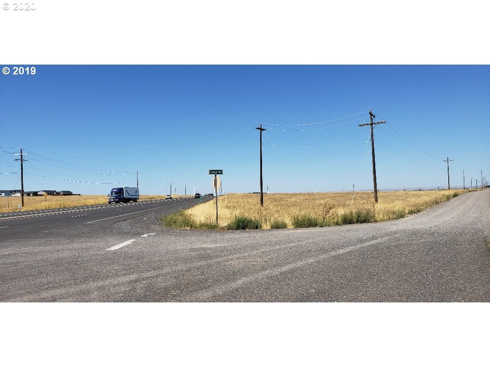 000 Hwy 395 And Canal, Stanfield OR 97875 - Photo 1
