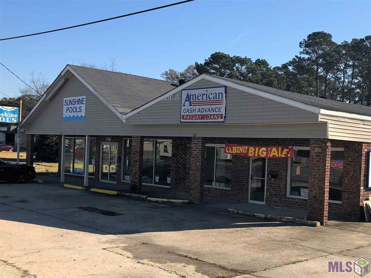 714 Florida Blvd, Denham Springs LA 70726 - Photo 1