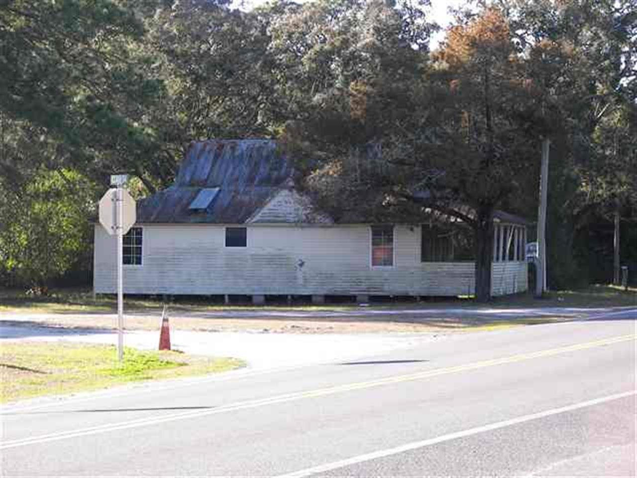 1411 Coastal Highway, Panacea FL 32346 - Photo 1