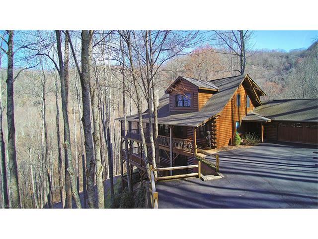 110 Dotsu Trail, Maggie Valley NC 28751